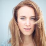 Portrait Lumineux Actrice Paris