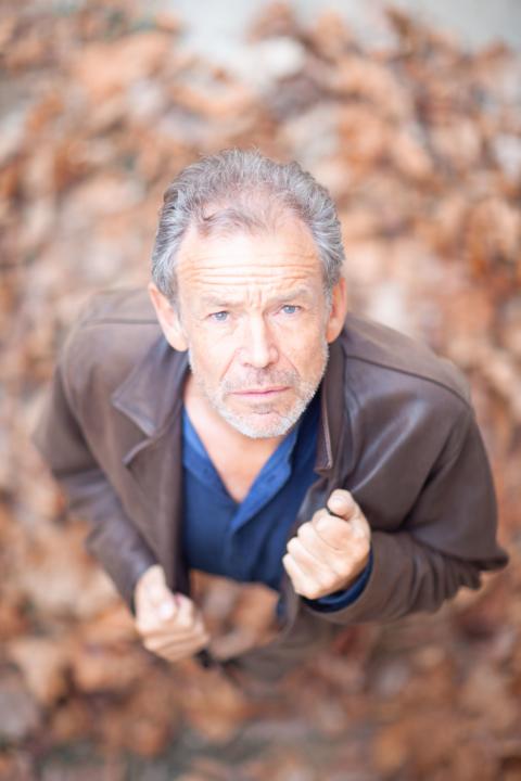 Portrait Comédien Sénior Paris