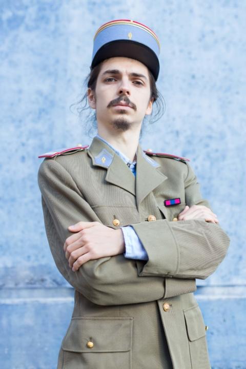 Portrait Comédien Lyon