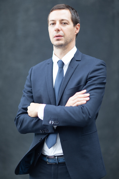 Photographe Cadre dirigeant