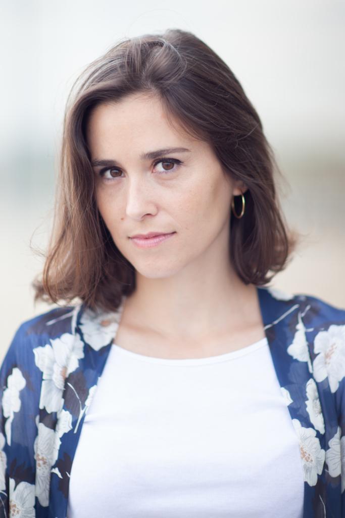 Portrait Comédienne Parisienne