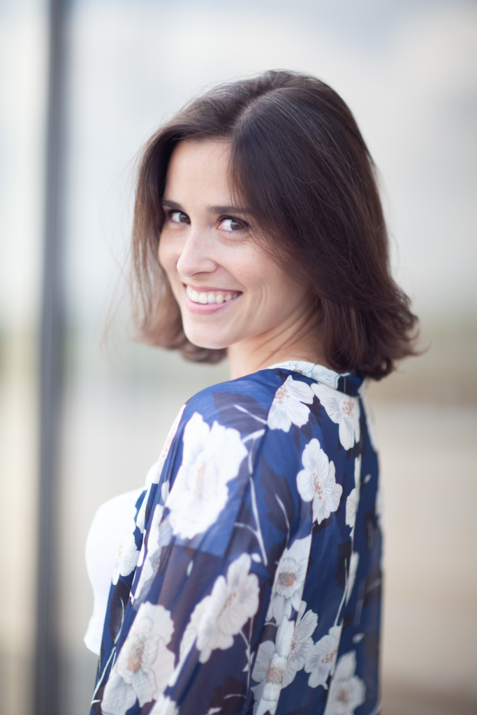 Actrice Souriante