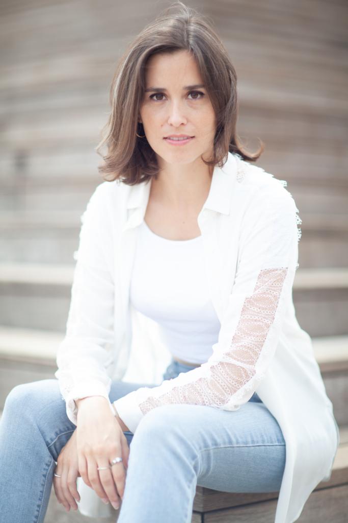 Portrait Actrice Marche Paris