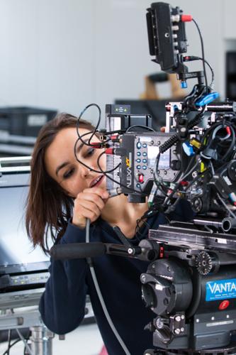 Making-Of Technicien caméra - Chep Op