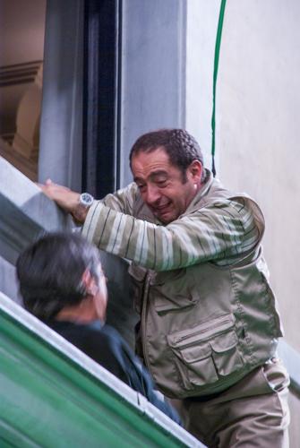 Making-Of Long Métrage L'Emmerdeur Remake Patrick Timsit et Richard Berry