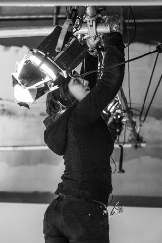 Making-Of Technicien Lumière