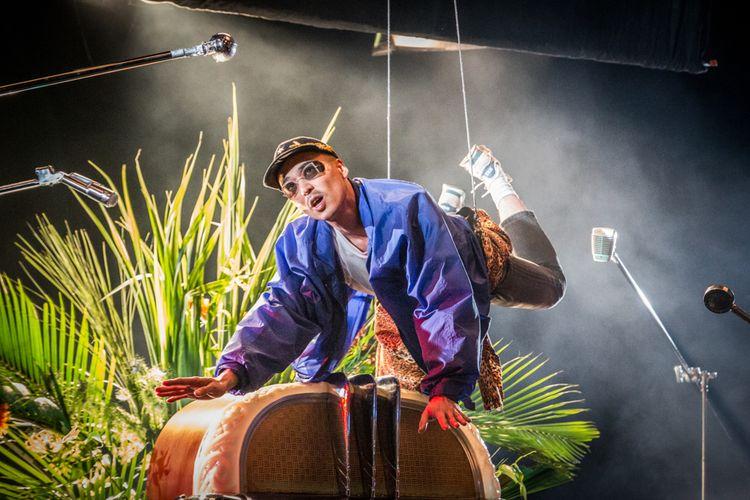 Photo de plateau Clip Musical - Alex Aiku - Juxebbox
