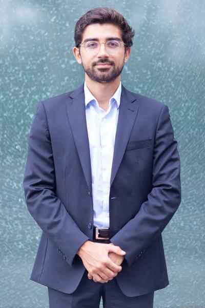Portrait Financier Costume